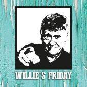 Logo - Willies Friday